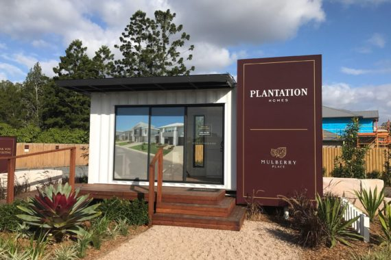 Sales Office and Display Home | Loveday Electrical