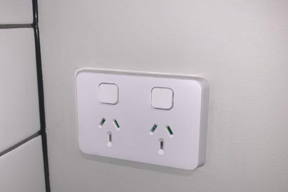 Clipsal light switch